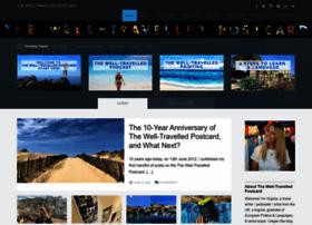 thewell-travelledpostcard.com