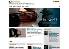 thewell.intervarsity.org