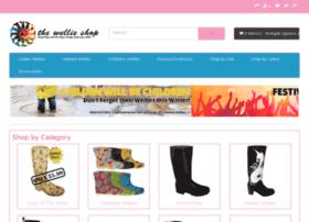thewellieshop.co.uk