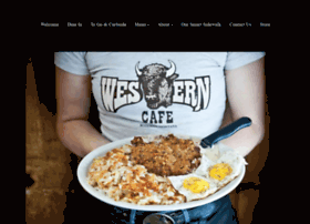 thewesterncafe.com