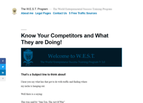 thewestprogram.com