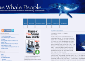 thewhalepeople.com