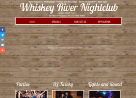 thewhiskeyriver.com