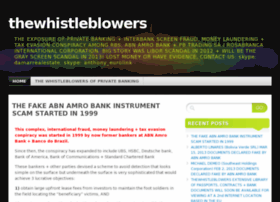 thewhistleblowers.wordpress.com