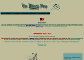 thewhistleshop.com