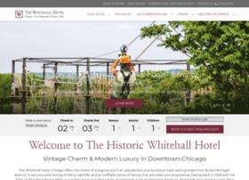 thewhitehallhotel.com