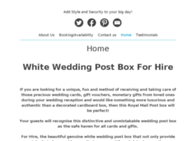 thewhitepostbox.co.uk