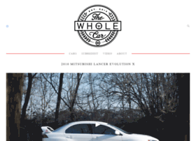 thewholecar.com