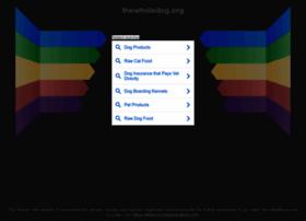 thewholedog.org