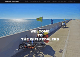 thewifipedalers.com