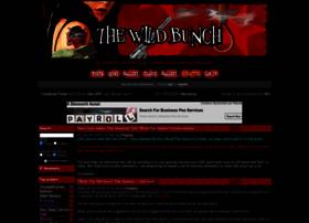 thewildbunch.forum.st