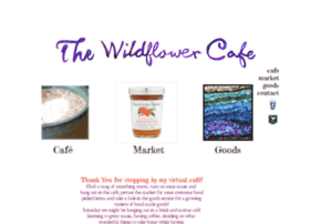 thewildflowercafe.org