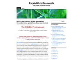 thewildlifeprofessionals.wordpress.com