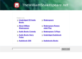 thewilliamshakespeare.net