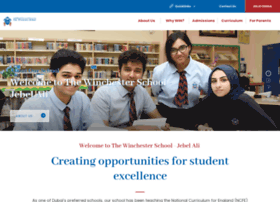 thewinchesterschool.com