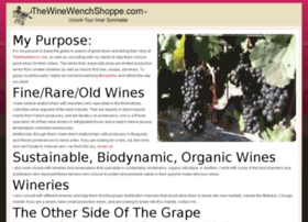 thewinewenchshoppe.com