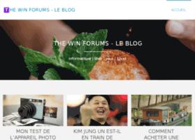 thewinforums.com