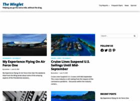 thewinglet.boardingarea.com