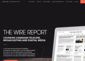 thewirereport.ca