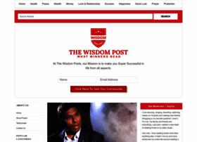 thewisdompost.com