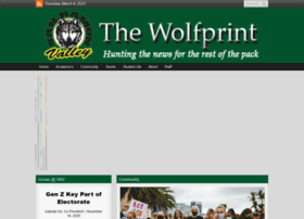 thewolfprint.com