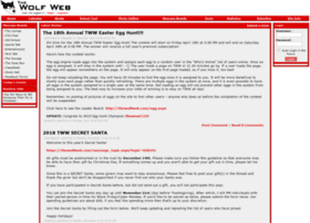 thewolfweb.com