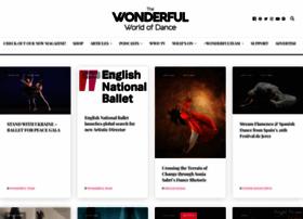 thewonderfulworldofdance.com