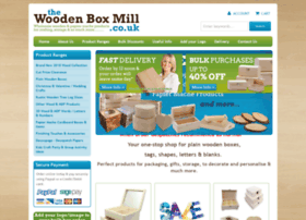thewoodenboxmill.co.uk