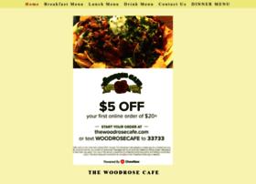 thewoodrosecafe.com