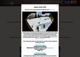 thewoods.snowtrails.com