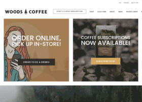 thewoodscoffee.com