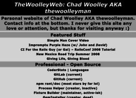 thewoolleyweb.com