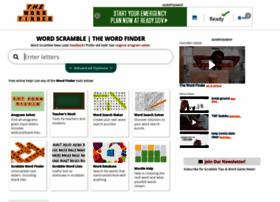 thewordfinder.com