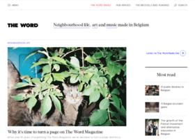 thewordmagazine.com