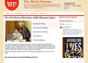 thewordprocess.com