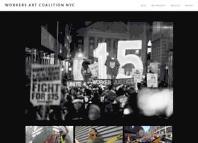 theworkersartcoalition.com