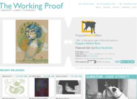 theworkingproof.com