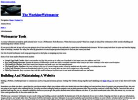 theworkingwebmaster.com
