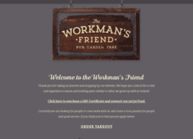 theworkmansfriend.com