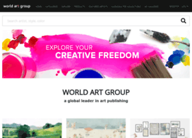 theworldartgroup.com