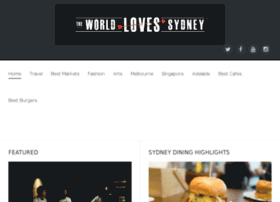 theworldlovessydney.com