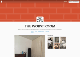 theworstroom.tumblr.com