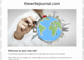 thewritejournal.com