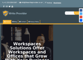 thewriteprovider.co.uk