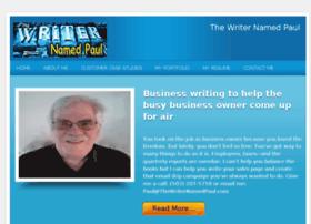 thewriternamedpaul.com