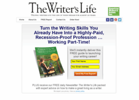 thewriterslife.com