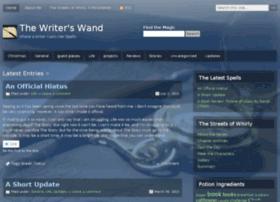 thewriterswand.com