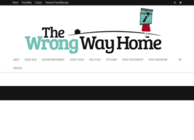thewrongwayhome.com