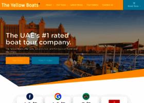 theyellowboats.com