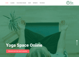 theyogaspace.co.uk